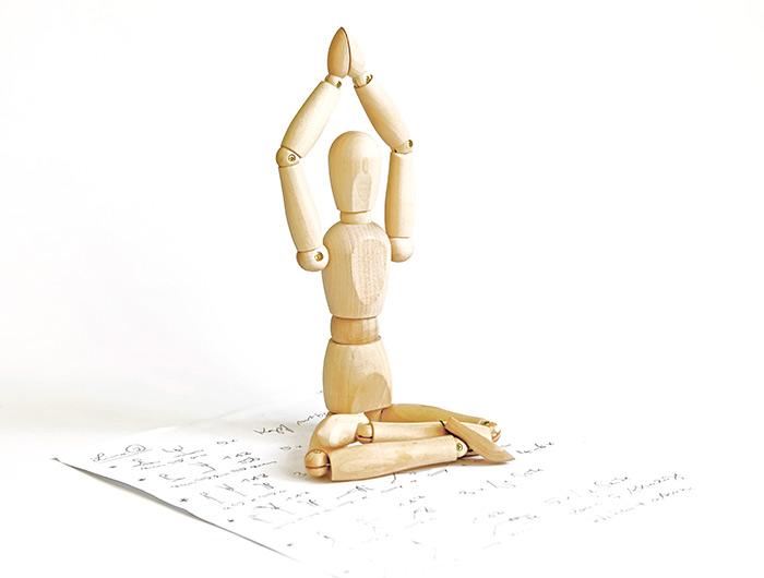 Kopfschmerzen Yogatherapie